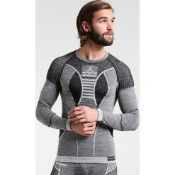Podkoszulki męskie: X Bionic FASTFLOW MAN ROUNDNECK Podkoszulki black/grey/ivory