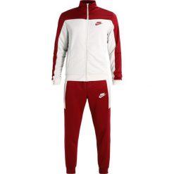 Spodnie dresowe męskie: Nike Sportswear Dres team red/light bone