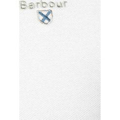 Barbour TARTAN  Koszulka polo white. Białe koszulki polo Barbour, l, z bawełny. Za 349,00 zł.