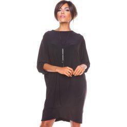 """Sukienki hiszpanki: Sukienka """"Bonnie"""" w kolorze czarnym"""