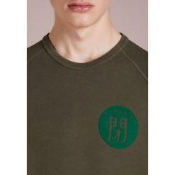 CLOSED Bluza deep woods. Brązowe bluzy męskie CLOSED, m, z bawełny. Za 419,00 zł.