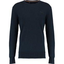 Swetry klasyczne męskie: Superdry ORANGE LABEL CREW Sweter midnight