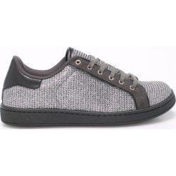 Gioseppo - Buty Pulite. Czarne buty sportowe damskie Gioseppo, z gumy. W wyprzedaży za 99,90 zł.