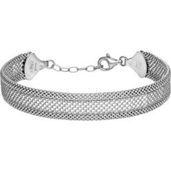 Bransoletki damskie: Bransoletka Srebrna - srebro 925