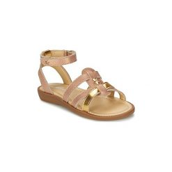 Sandały Dziecko  Mod'8  HOPAL. Białe sandały dziewczęce marki Mod'8. Za 223,20 zł.