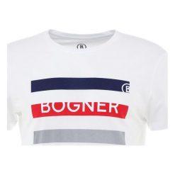 T-shirty męskie z nadrukiem: Bogner ROCK Tshirt z nadrukiem weiss