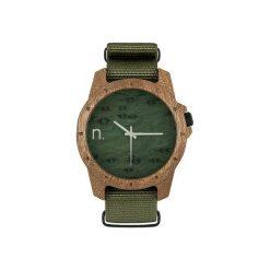 Drewniany zegarek SPORT 45 n076. Zielone zegarki męskie Neatbrand. Za 385,00 zł.