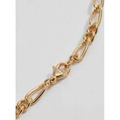Biżuteria i zegarki: MALAIKARAISS CHUNKY Naszyjnik gold