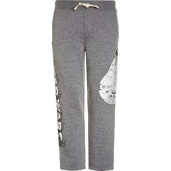 Chinosy chłopięce: GAP BOYS ACTIVE ARCH  Spodnie treningowe grey heather