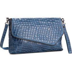 Torebka CREOLE - K10362  Granatowy. Niebieskie torebki klasyczne damskie Creole, ze skóry. Za 129,00 zł.