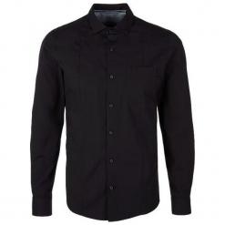 S.Oliver Koszula Męska M Czarna. Niebieskie koszule męskie slim marki Oakley, na lato, z bawełny, eleganckie. Za 139,00 zł.