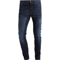 Jeansy męskie regular: Burton Menswear London RINSE Jeansy Slim Fit blue