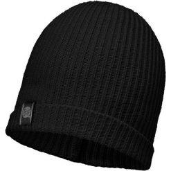 Czapki męskie: Buff Czapka Knitted Basic Black czarna r. uni (BH1867.999.10)