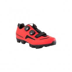 Buty Na Rower Mtb Xc 500. Czerwone buty fitness męskie B'TWIN, z poliamidu. Za 339,99 zł.