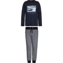 Sanetta RACE LONG Piżama midnight. Niebieskie bielizna chłopięca marki Retour Jeans, z bawełny. Za 169,00 zł.