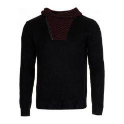 Desigual Sweter Męski Daniel M Czarny. Czarne swetry klasyczne męskie Desigual, m. W wyprzedaży za 229,00 zł.
