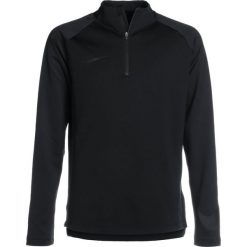 Bluzy chłopięce: Nike Performance DRY SQAD DRILL Bluza black/white/black