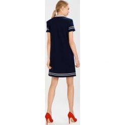 Sukienki hiszpanki: Armor lux Sukienka letnia marine deep/milk