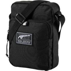 Torby podróżne: Puma Torba sportowa Academy Portable 2.1L czarna (074721 01)