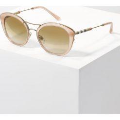 Okulary przeciwsłoneczne damskie aviatory: Burberry Okulary przeciwsłoneczne pink