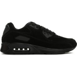 Czarne Buty Sportowe Run Your Mouth. Czarne buty skate męskie marki Born2be, na zamek. Za 49,99 zł.