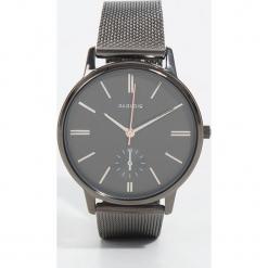 Parfois - Zegarek. Szare zegarki damskie Parfois, szklane. Za 139,90 zł.