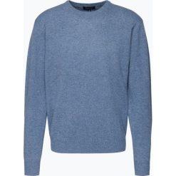 Mc Earl - Sweter męski, niebieski. Niebieskie swetry klasyczne męskie Mc Earl, m, z wełny. Za 129,95 zł.