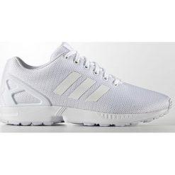 """Buty adidas ZX Flux """"White"""" (S32277). Białe halówki męskie marki Adidas, z materiału, adidas zx. Za 279,99 zł."""