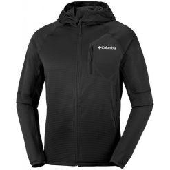Columbia Kurtka Męska Triple Canyon Hooded Fleece Black Xl. Czarne kurtki sportowe męskie Columbia, m. Za 299,00 zł.