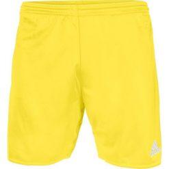 Adidas Spodenki męskie Parma 16 żółte r. XXL (AJ5891). Białe spodenki sportowe męskie marki Adidas, l, z jersey, do piłki nożnej. Za 65,97 zł.
