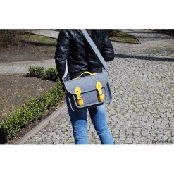 Torby na laptopa: Filcowa torba na laptop, torba na ramię