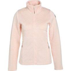 Icepeak LANICA Kurtka z polaru baby pink. Czerwone kurtki sportowe damskie Icepeak, z materiału. Za 209,00 zł.