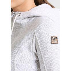 Icepeak THERESA Kurtka z polaru light grey. Szare kurtki damskie Icepeak, z materiału. W wyprzedaży za 167,30 zł.