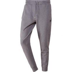 McQ Alexander McQueen Spodnie treningowe grey melange. Szare spodnie dresowe męskie McQ Alexander McQueen, z bawełny. Za 879,00 zł.