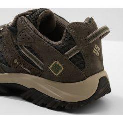 Buty sportowe damskie: Columbia REDMOND XT Obuwie hikingowe dark moss/zuc