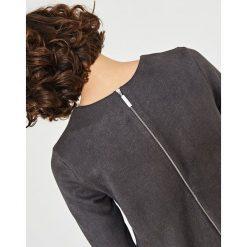 Bluzy rozpinane damskie: Simple - Bluza