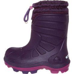 Viking EXTREME Śniegowce purple/fuchsia. Fioletowe buty zimowe damskie marki Viking, z materiału. W wyprzedaży za 153,30 zł.