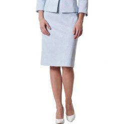Spódniczki: Spódnica w kolorze jasnoniebieskim