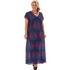 Odzież damska: Sukienka w kolorze granatowym