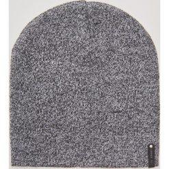 Melanżowa czapka - Jasny szar. Szare czapki zimowe męskie marki House. Za 25,99 zł.