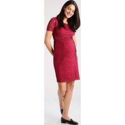 Noppies CELIA Sukienka etui warm red. Czerwone sukienki Noppies, s, z materiału. W wyprzedaży za 356,30 zł.