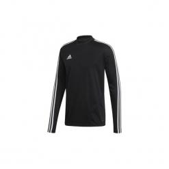 Bluzy adidas  Bluza treningowa Tiro 19. Czarne bluzy męskie Adidas, m. Za 199,00 zł.