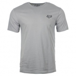 FOX T-Shirt Męski Service Premium M Szary. Szare t-shirty męskie FOX, m. Za 117,00 zł.