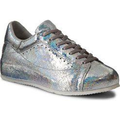 Sneakersy KHRIO - 171K4000MNQ Silver. Szare sneakersy damskie Khrio, z materiału. W wyprzedaży za 389,00 zł.