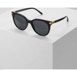 Dolce&Gabbana Okulary przeciwsłoneczne black. Czarne okulary przeciwsłoneczne damskie lenonki Dolce&Gabbana. Za 899,00 zł.