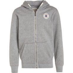 Bejsbolówki męskie: Converse CORE Bluza rozpinana dark grey heather