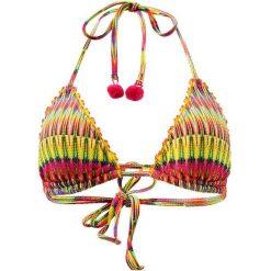 """Stroje kąpielowe damskie: Biustonosz bikini """"Eden"""" ze wzorem"""