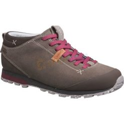 Buty trekkingowe damskie: Aku Buty damskie Bellamont Suede GTX Light Grey/Magenta r. 41.5 (504)