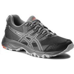 Buty ASICS - Gel-Sonoma 3 T774N  Black/Dark Grey 001. Czarne buty do biegania damskie Asics, z materiału. W wyprzedaży za 259,00 zł.