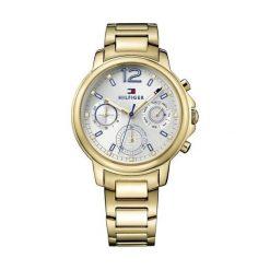 Zegarki damskie: Tommy Hilfiger Claudia 1781742 - Zobacz także Książki, muzyka, multimedia, zabawki, zegarki i wiele więcej